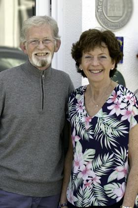 Elizabeth & John Barrett